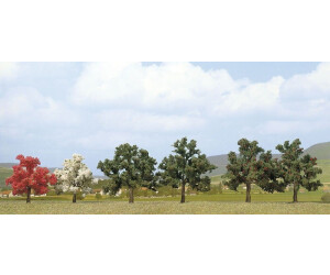 Busch Modellbau - 2 Blütenbäume (6853)
