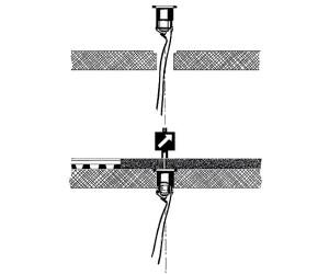 Trix Beleuchtungseinrichtung für Weichenlaterne (T66740)