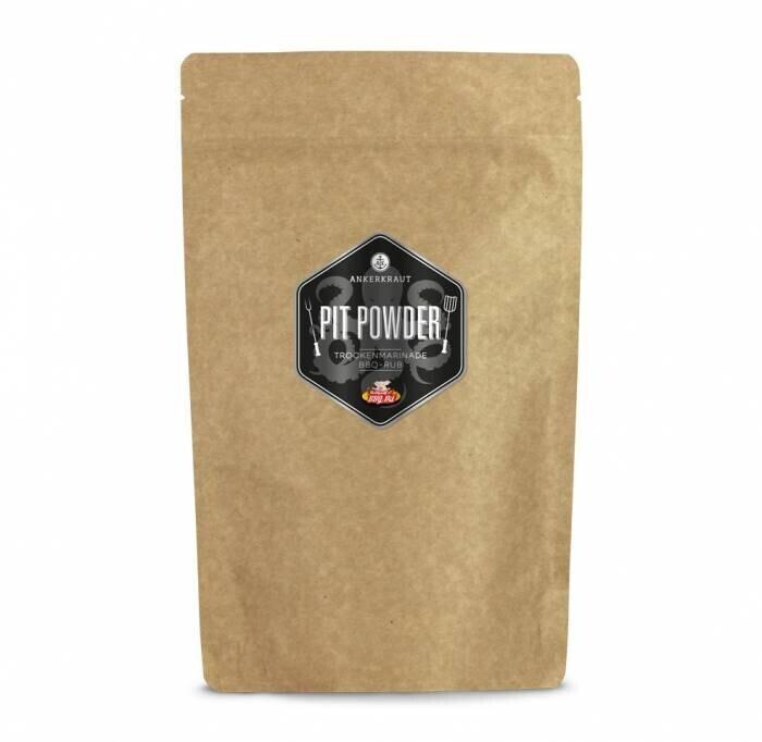 Ankerkraut Pit Powder BBQ-Rub XXL (750g)