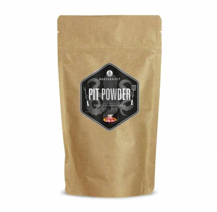 Ankerkraut Pit Powder BBQ-Rub XXL (250g)