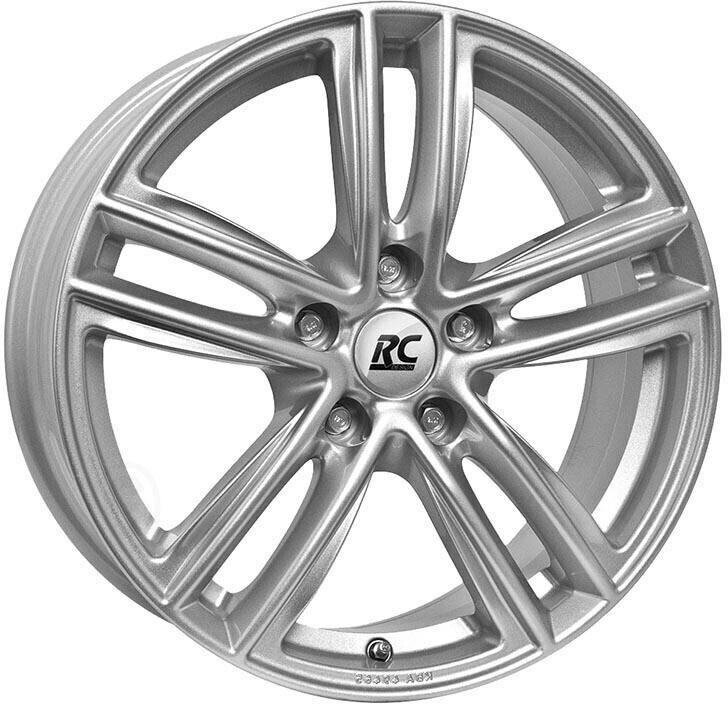 RC Design RC27 (7x19) kristallsilber