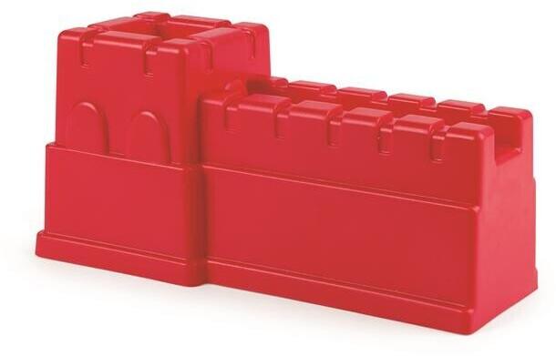 Hape Chinesische Mauer, rot (E4081)