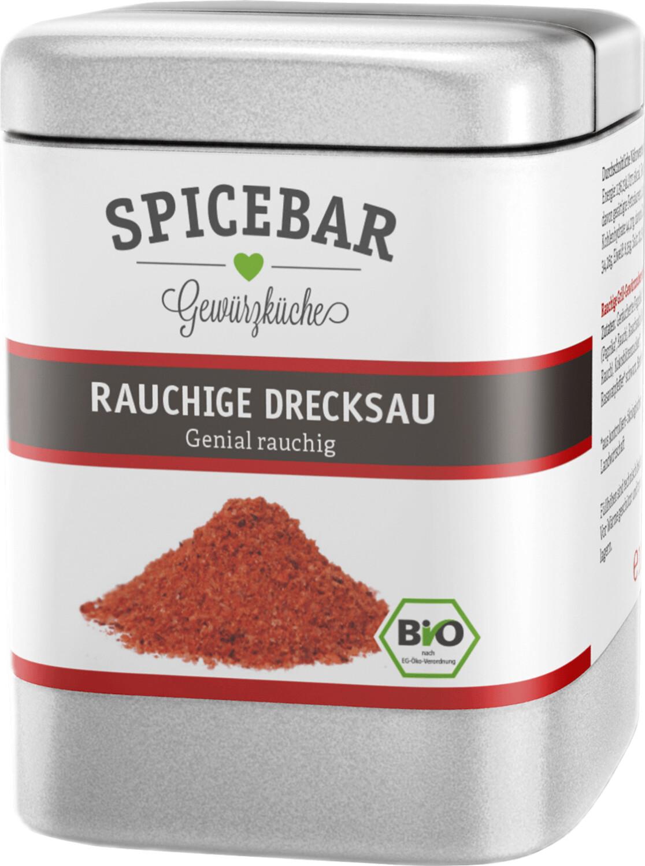 Spicebar Rauchige Drecksau (100g)