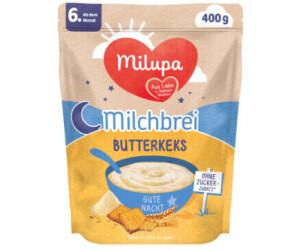 Milupa Milchbrei Butterkeks Gute Nacht (400g)
