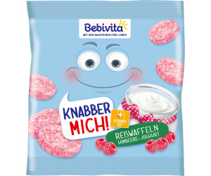 Bebivita Reiswaffeln Himbeere-Joghurt (30g)
