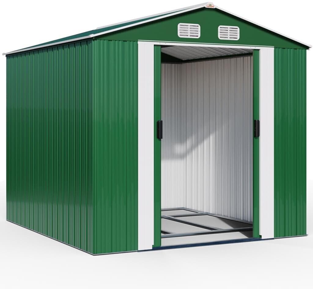 Deuba Gerätehaus 250 x 305 cm