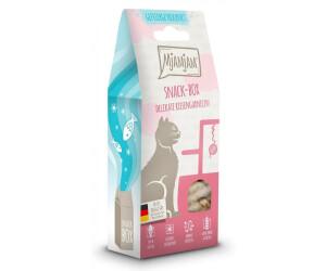 Mjamjam Snackbox Katze delikate Riesengarnelen 25g