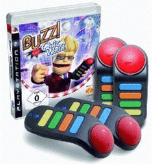 BUZZ! - Quiz World + Buzzer (PS3)