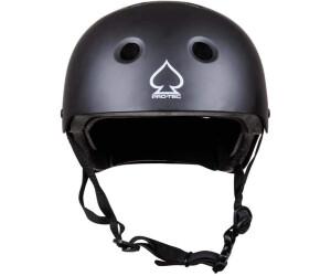 Pro-Tec Prime Certified Skate BMX Scooter Helmet Black
