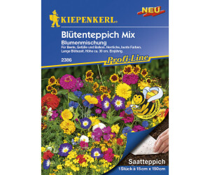 Kiepenkerl Blumenmischung Blütenteppich, Saatteppich