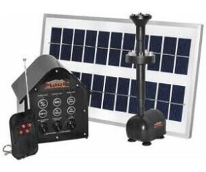 Mauk Solar-Teichpumpen-Set 3,5 W
