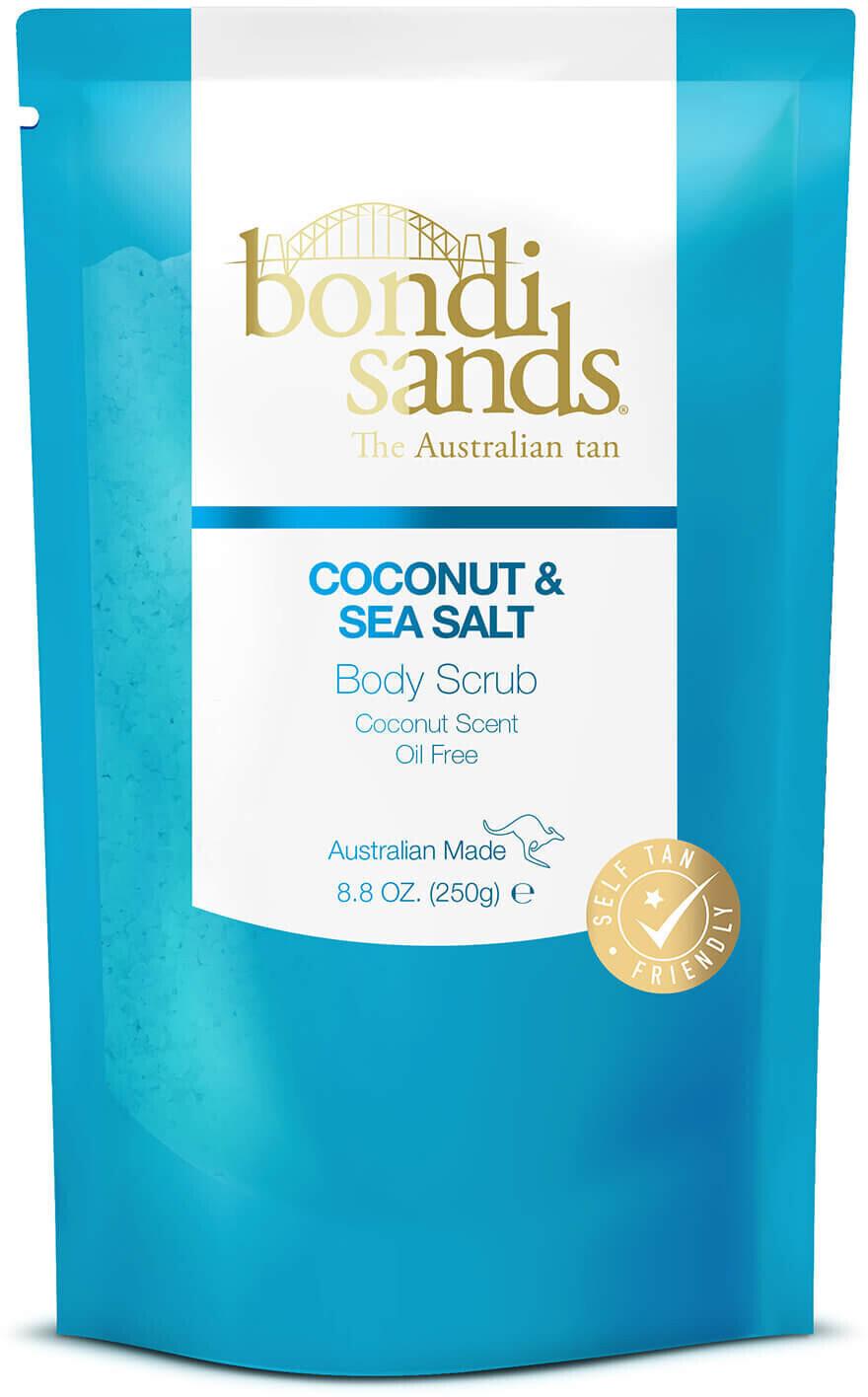 Bondi Sands Coconut and Seasalt Body Scrub 250g