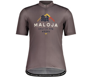 Maloja SchwarzerleM. 1/2 Arm Shirt Men (2021) stone