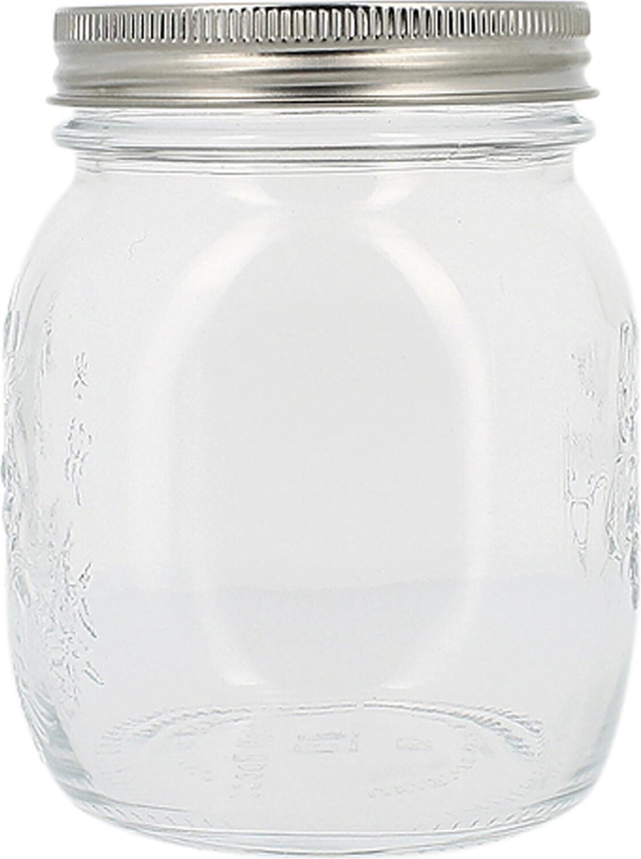 Sonnentor Keimglas mit Siebdeckel (010109)