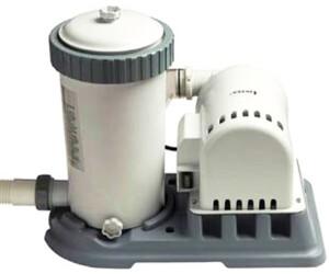 Intex Kartuschenfilteranlage 15.100 l/h