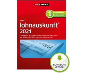 Lexware Lohnauskunft 2021 (Download)