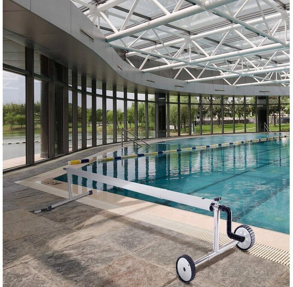 Costway Pool Aufroller 150 cm bis 570 cm
