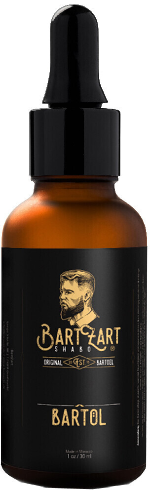 BartZart Bartöl Marakesch mit Arganöl (30ml)