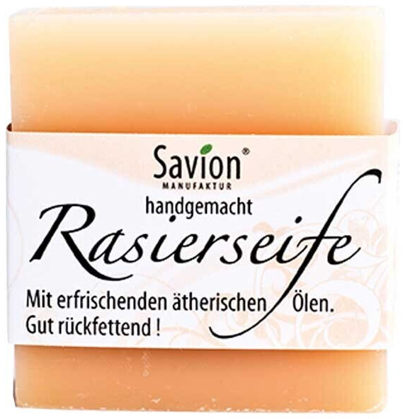 Zwickmeister Savion Rasierseife vegan (50 g)