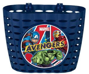 Disney Avengers Fahrradkorb Junior 20 cm blau