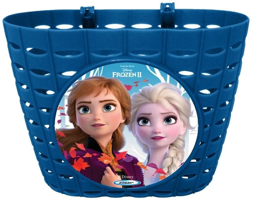 Disney Fahrradkorb Frozen II, 4 Liter, blau
