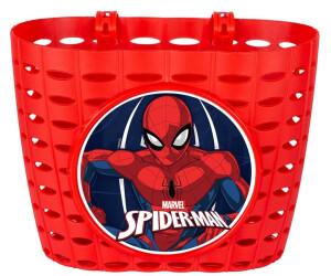 Disney Spider-Man Fahrradkorb Junior 20 cm rot