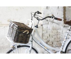 New Looxs Fahrradkorb Melbourne für 24 Liter braun