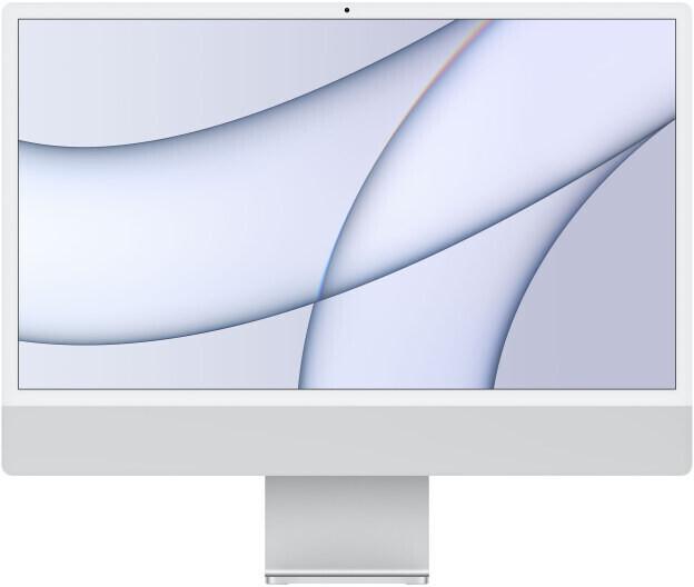 Apple iMac 24 M1 2021 Argento