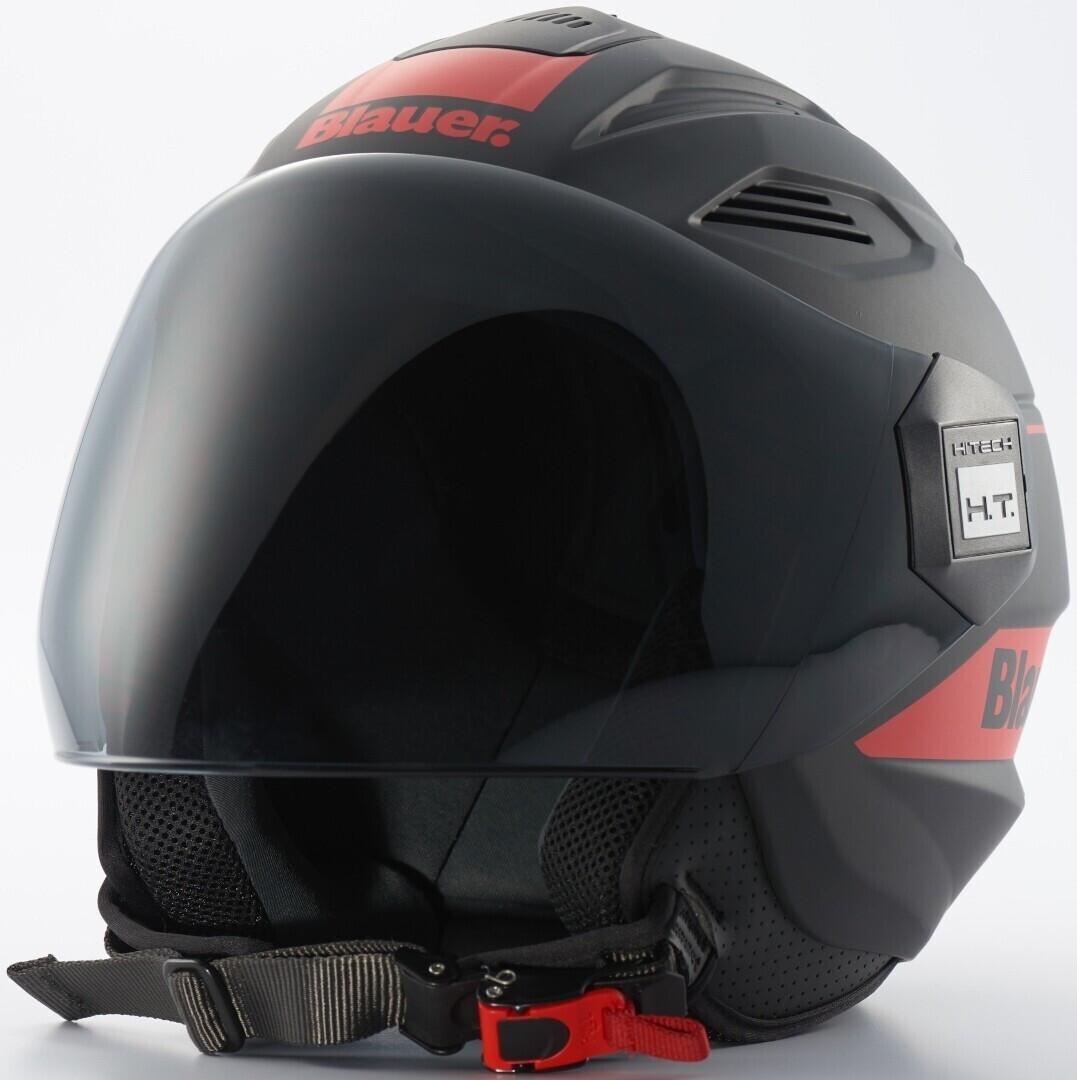 Blauer HT Brat black/red