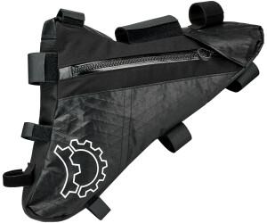 Revelate Designs Mukluk Carbon Rahmentasche S black
