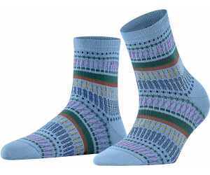 Falke Socken Loom Tape (46396) cornflower blue