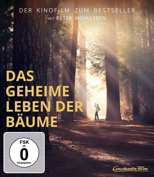 Das geheime Leben der Bäume [Blu-ray]