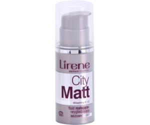 Lirene City Matt Foundation 207 Beige (30ml)