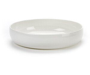 Serax Base tiefer Teller weiß 20 cm