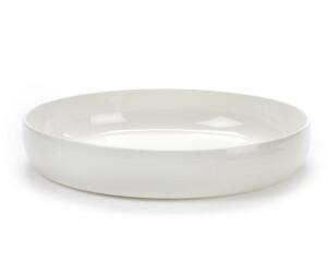 Serax Base tiefer Teller weiß 24 cm