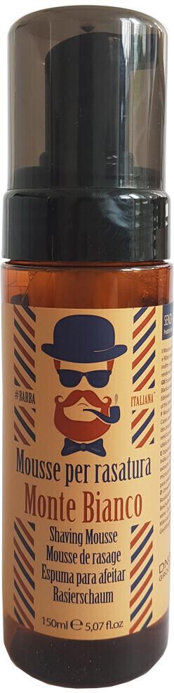 Barba Italiana Monte Bianco Rasierschaum (150 ml)