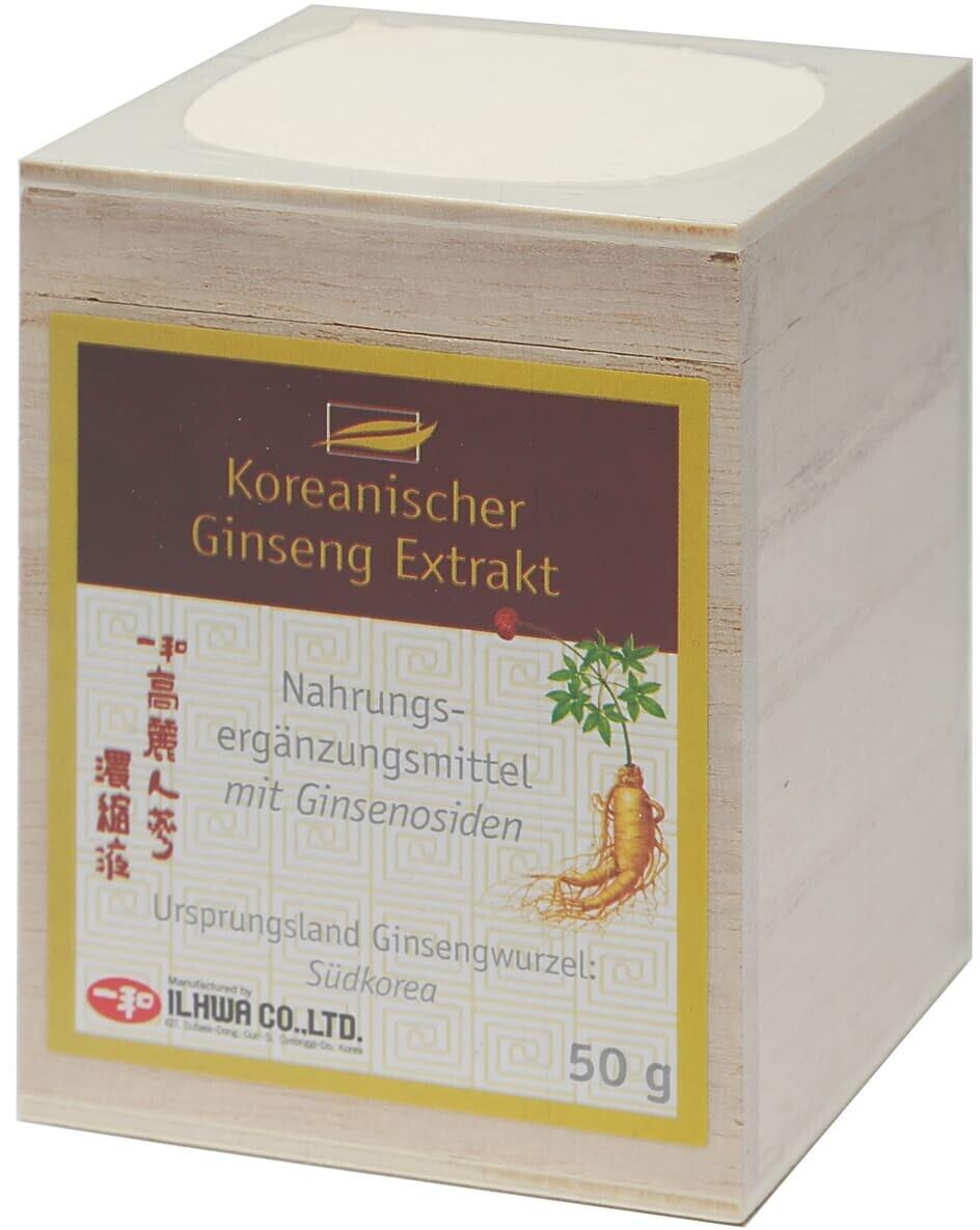 Allcura Koreanischer Ginseng Extrakt (50g)