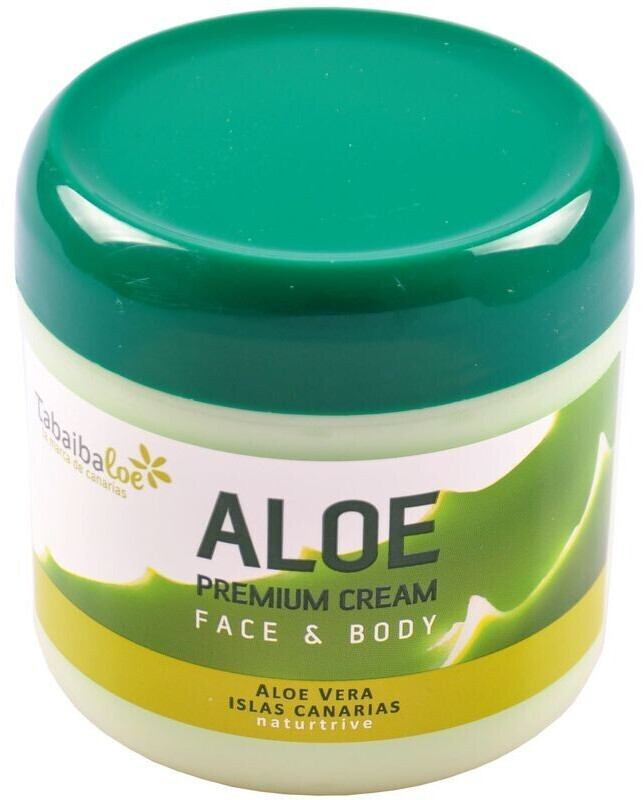 Tabaibaloe Aloe Vera Premium Körpercreme (300ml)