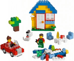 lego bausteine haus 5899 ab 35 00 preisvergleich bei. Black Bedroom Furniture Sets. Home Design Ideas