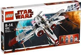 LEGO Star Wars - ARC-170 Starfighter (8088)