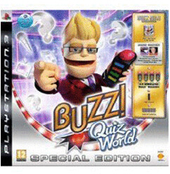 Buzz!: Quiz World - Special Edition (PS3)