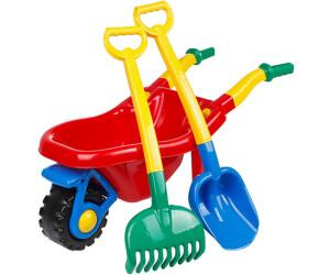 Mojawo Sandspielzeug mit Schubkarre (M66171)