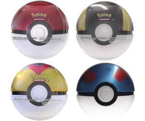 Pokémon Pokeball Tin2021, sortiert
