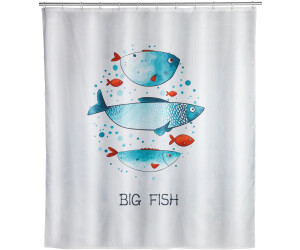 Wenko Duschvorhang Big Fish
