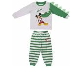 Langer Kinder-Pyjama Mickey Cerd/á
