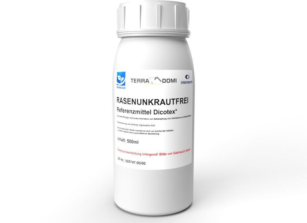TerraDomi Rasenunkrautvernichter 500 ml