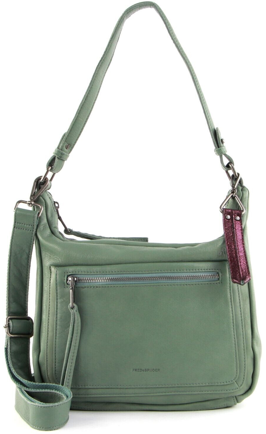 FredsBruder Utility Collection Always There Bag sea green