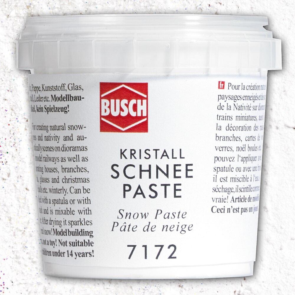 Busch Kristall-Schneepaste (7172)
