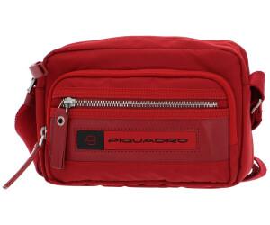 Piquadro PQ-Bios Crossbody Bag rosso