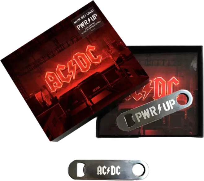 AC/DC - Power Up (Exklusive Edition) (CD)
